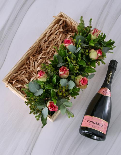 roses: Bright Pink Rose Fantasia!