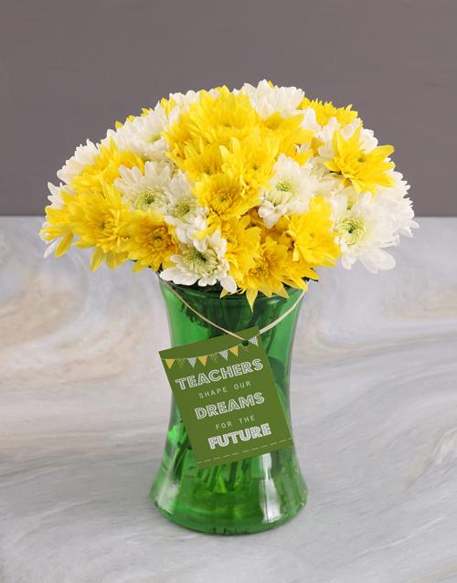 teachers-day: Teachers Day Sprays Surprise In Vase Gift!