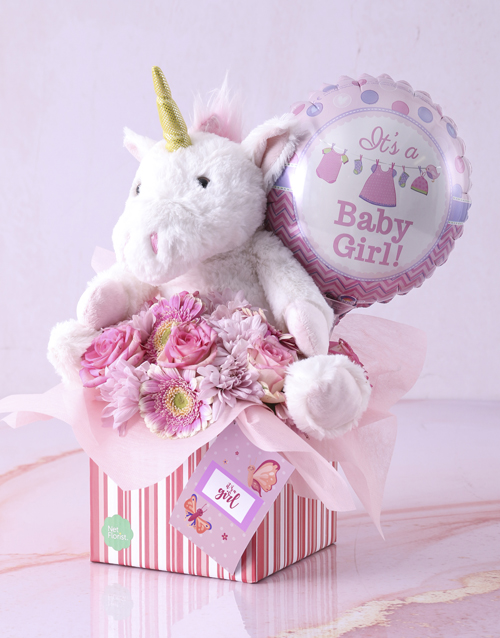 balloon: Very Teddy Special Box Of Roses Floral Gift!