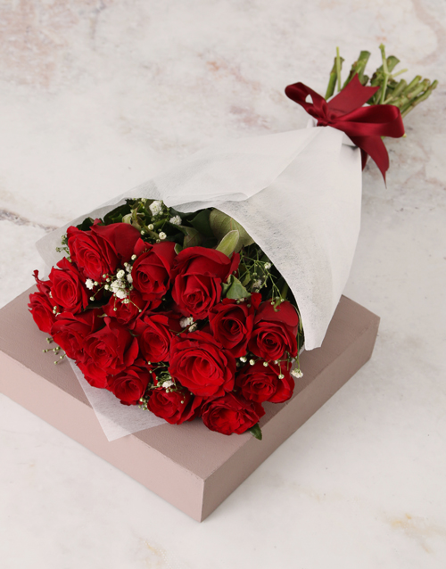 whats-new: Radiant Red Rose and Million Star Bouquet!
