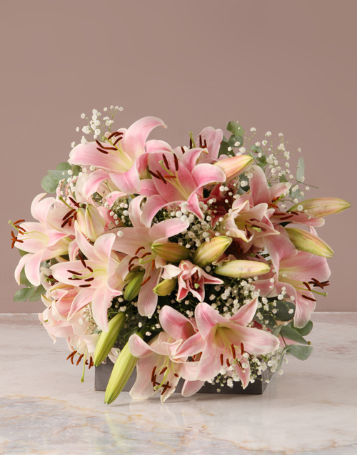 whats-new: Stunning Stargazer Lily Bouquet!