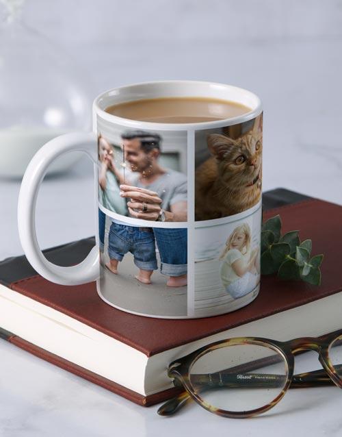 homeware: Personalised Photo Carousel Mug !