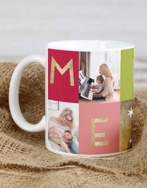 homeware: Personalised Merry Mug!