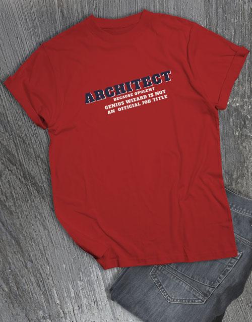personalised: Personalised Genius Wizard T Shirt!