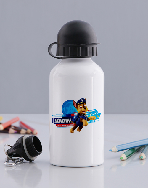 personalised: Personalised Dream Chaser Water Bottle!