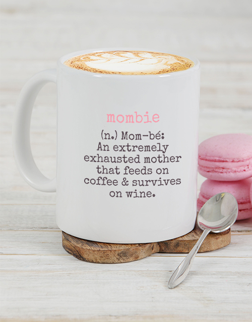 mothers-day: Personalised Mombie Mug!
