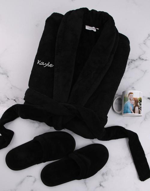 personalised: Personalised Comfort Gift Set!
