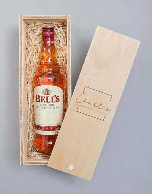 personalised: Personalised Classic Bells Crate!