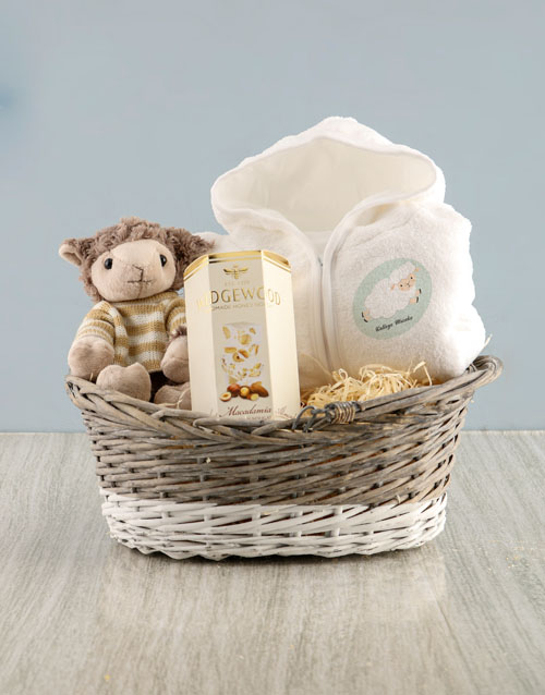personalised: Personalised Baby Sheep Gown!