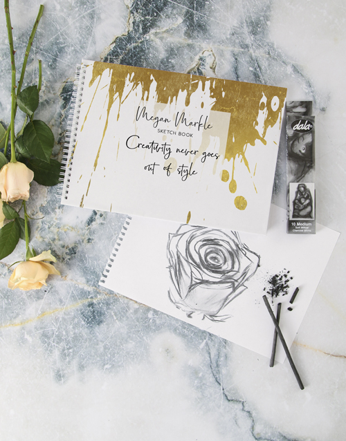 christmas: Personalised Creativity Style Sketch Book !