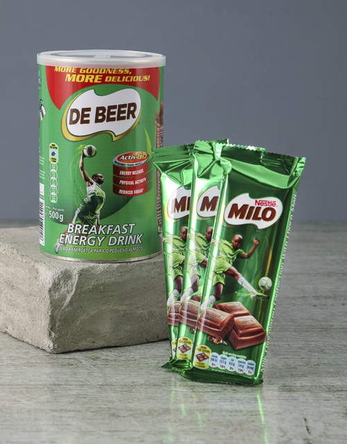 christmas: Personalised Milo Tin!