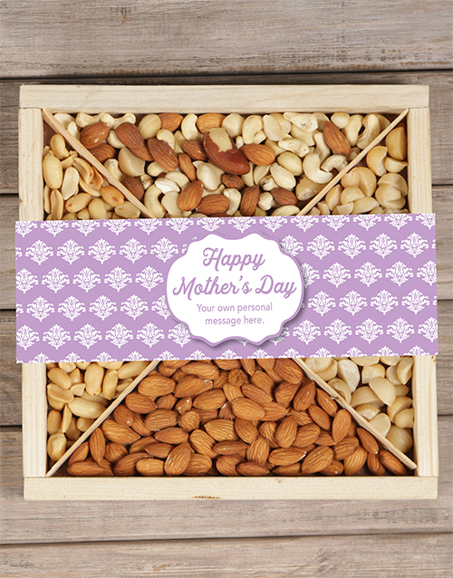 mothers-day: Personalised Mothers Day Nut Tray!