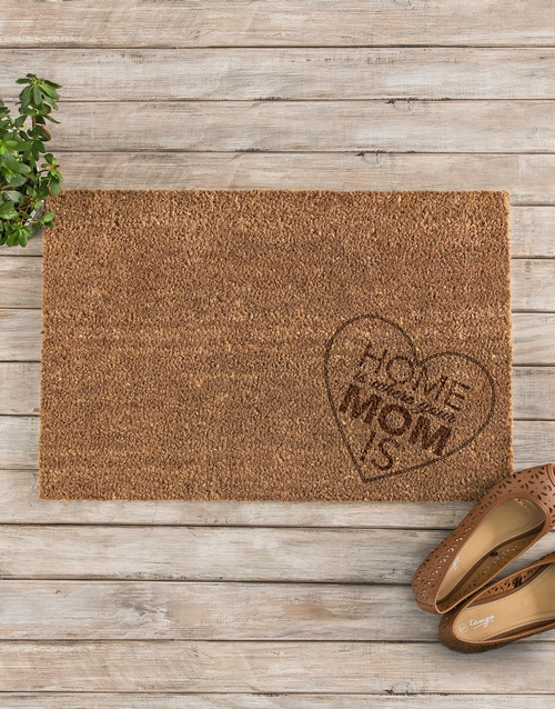 mothers-day: Where Mom Is Doormat!