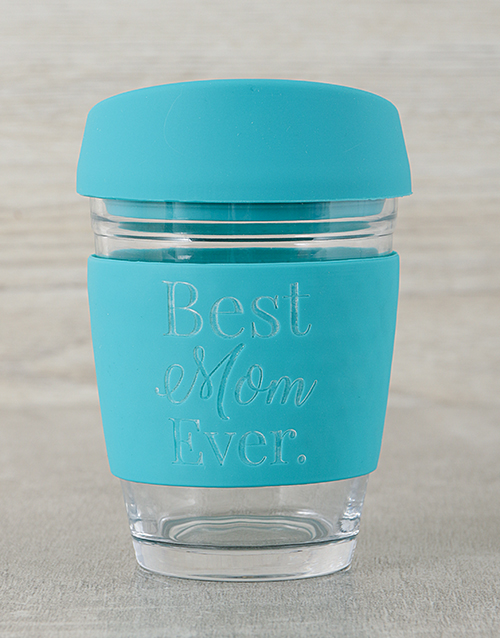 mothers-day: Personalised Best Mom Ever Travel Mug!