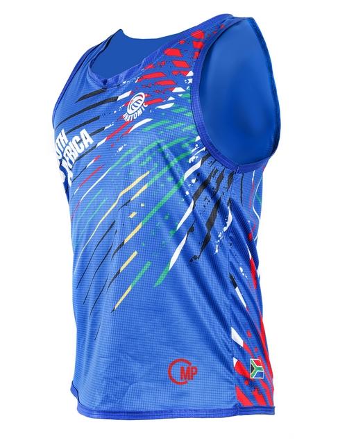 activewear: Mens SA Running Vest!