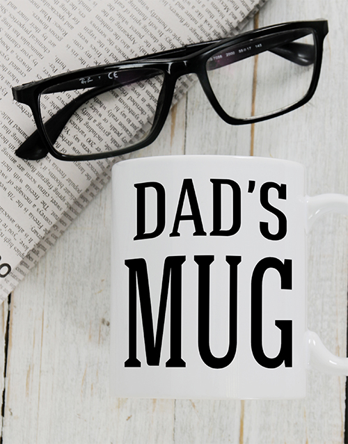 fathers-day: Personalised Dads Mug!