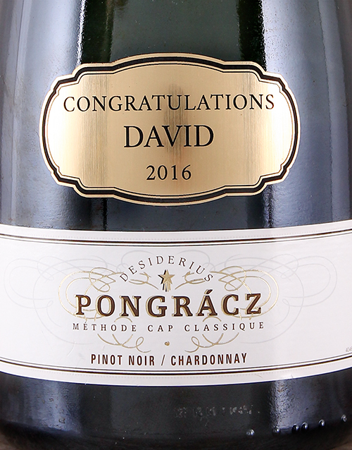 easter: Personalised Pongracz Classique!