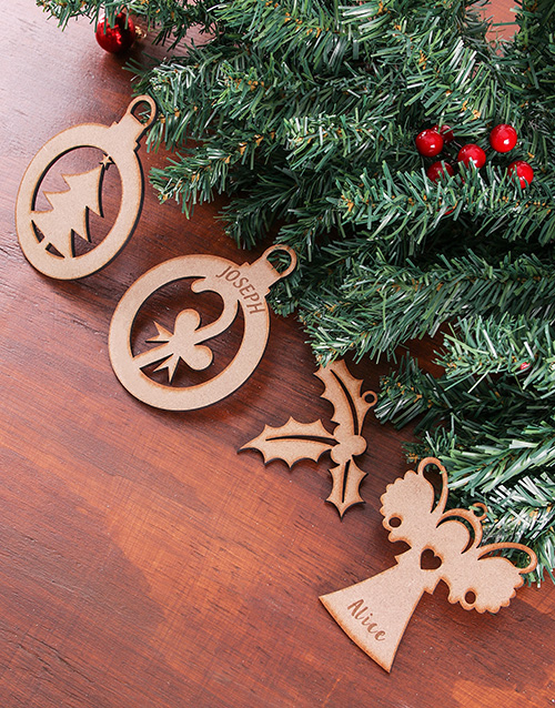 home-decor: Personalised Christmas Angel Decor!
