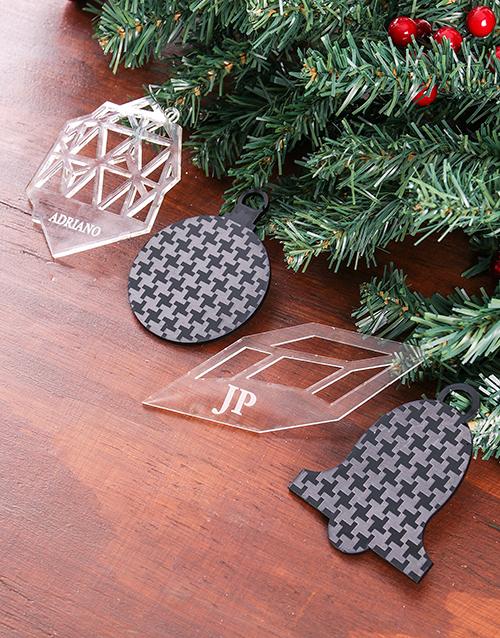 christmas: Personalised Christmas Decor!