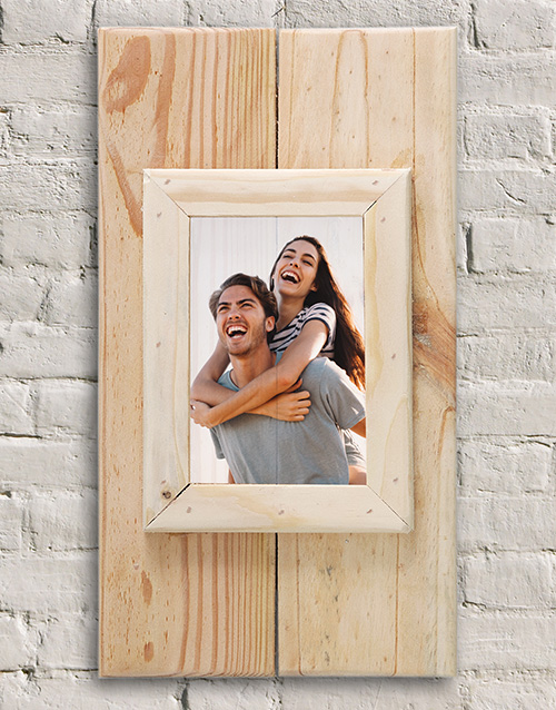 personalised: Personalised Treasure Frame!