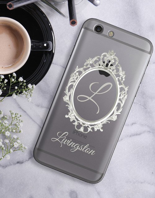 mothers-day: Personalised Frame iPhone Cover!