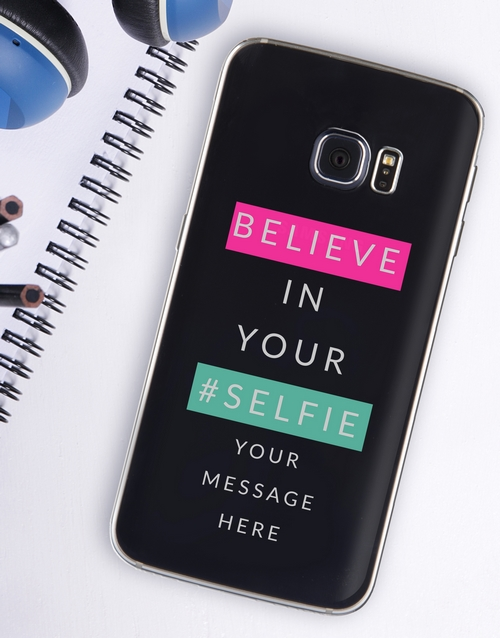 womens-day: Personalised Selfie Samsung Cover!