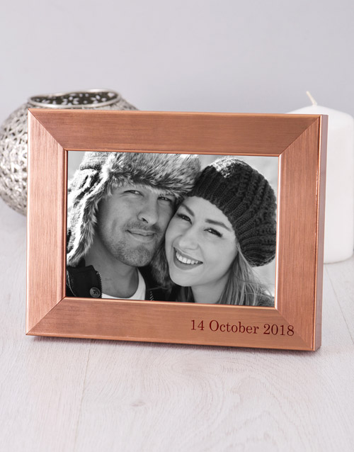 home-decor: Personalised Date Photo Frame!