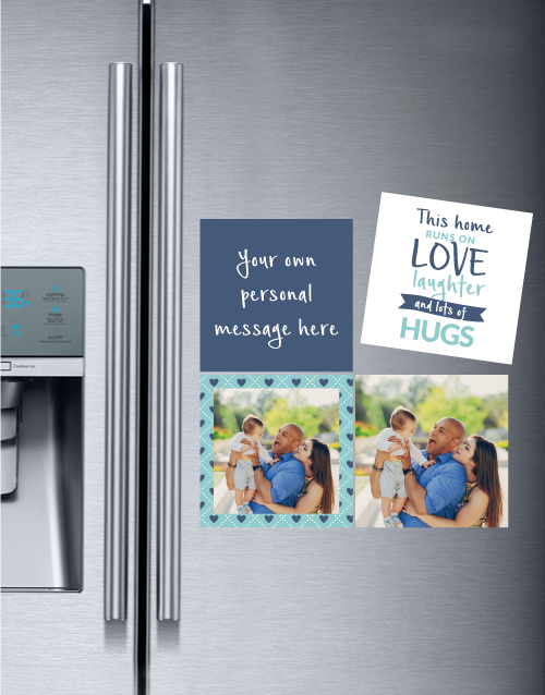 personalised: Personalise This Home Magnets!
