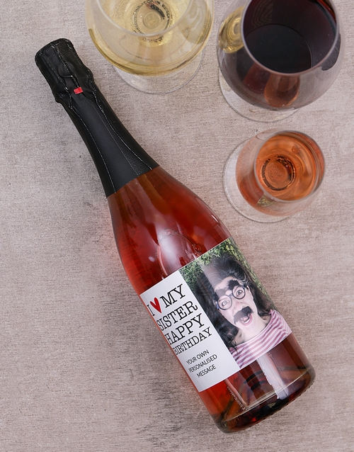 fine-alcohol: I Heart My Personalised Photo Wine!
