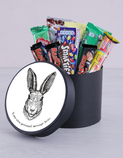 easter: Personalised Easter Bunny Hat Box!