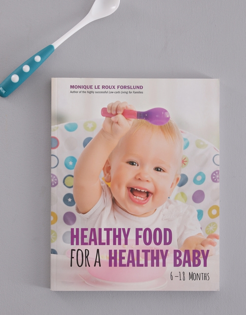 baby: Personalised Healthy Food for a Healthy Baby!