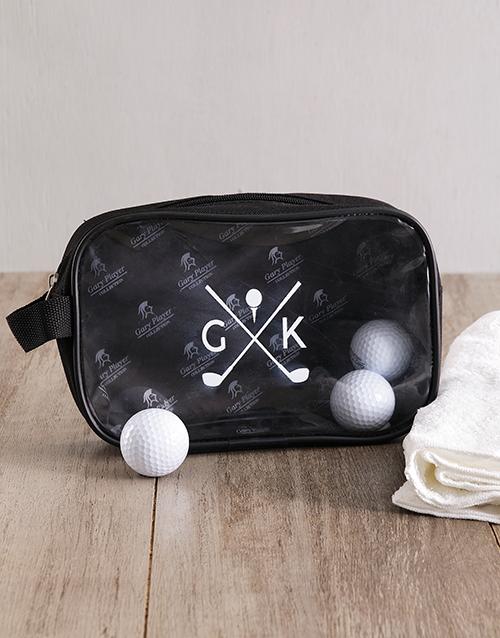 personalised: Personalised Golf Multi Purpose Bag!