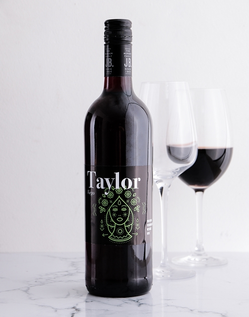 fine-alcohol: Personalised Zodiac Earth Signs Wine!