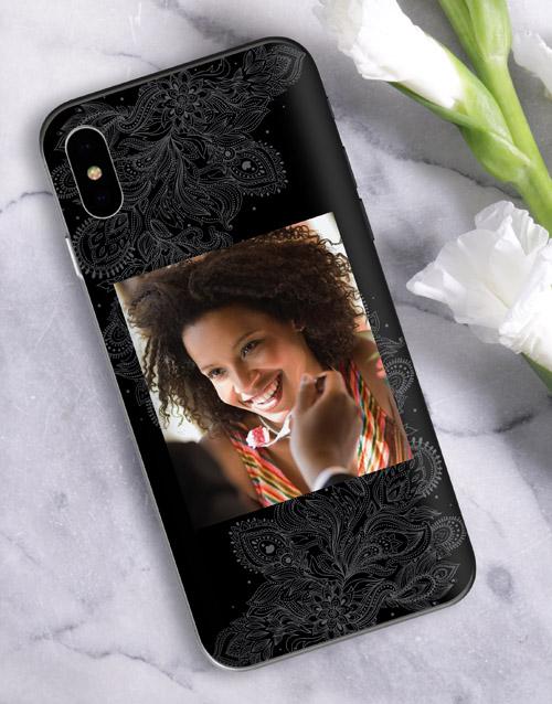 personalised: Personalised Mehndi Photo iPhone Cover!