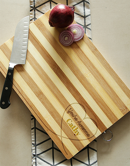 mothers-day: You're Awesome Chopping Board!