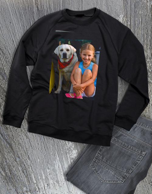 personalised: Personalised Photo Ladies Sweater!
