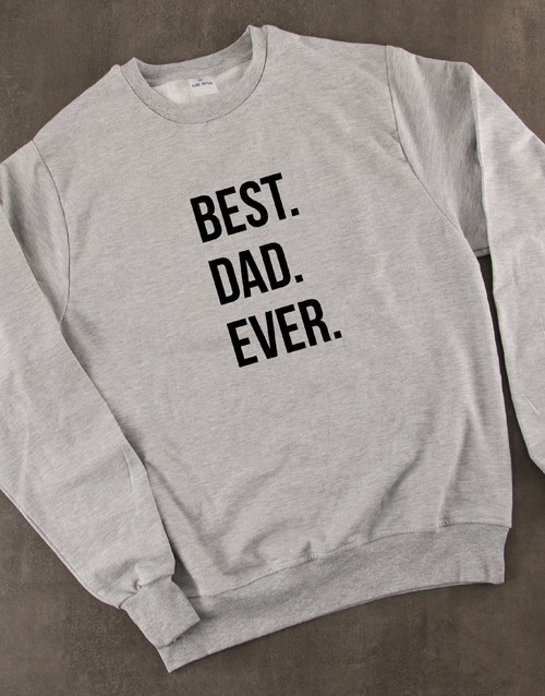 personalised: Personalised Best Ever Sweater!