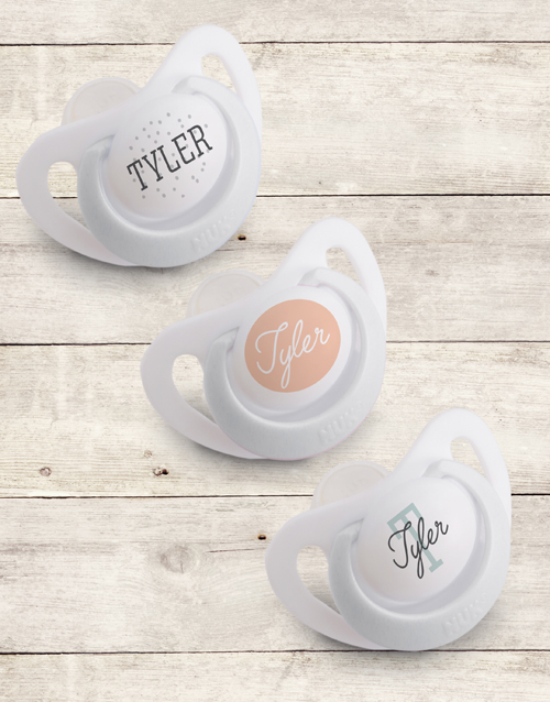 baby: Personalised Balloon Gift Set!