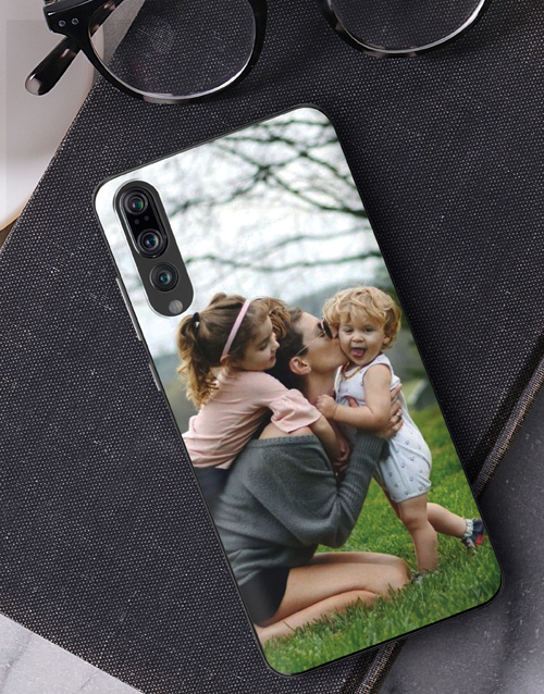 fathers-day: Personalised Simple Photo Huawei Cover!