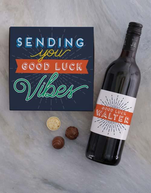 personalised: Personalised Good Vibes Gift Set!