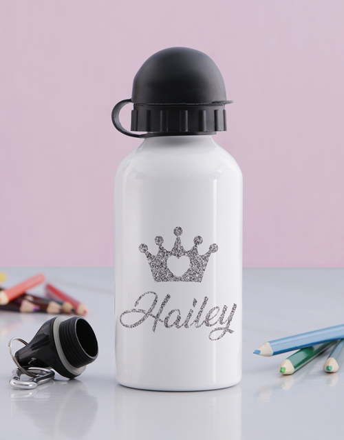 kids: Personalised Princess Girls Bottle!