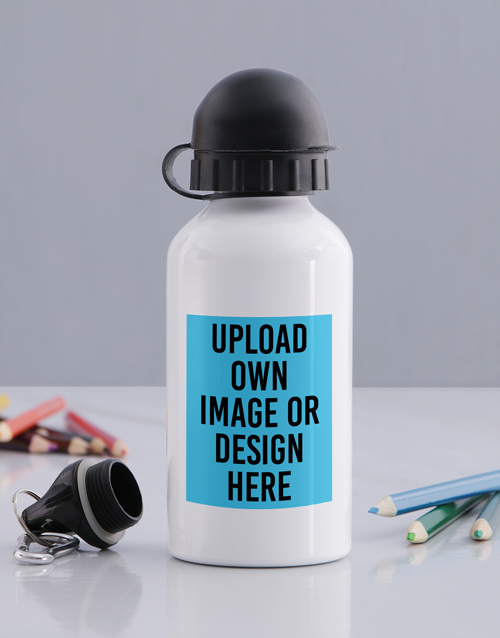 kids: Personalised Image Upload Kids Bottle!