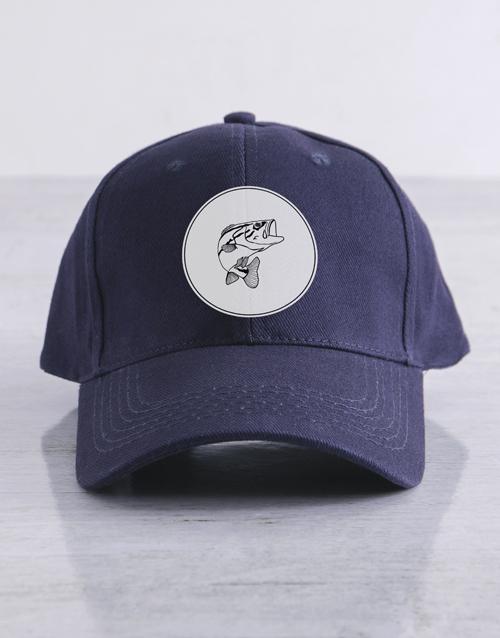 personalised: Personalised Fishing Cap!