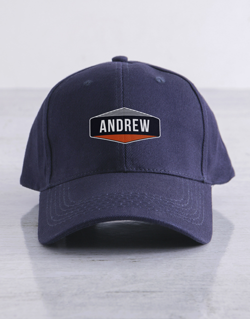 activewear: Personalised Golf Cap!