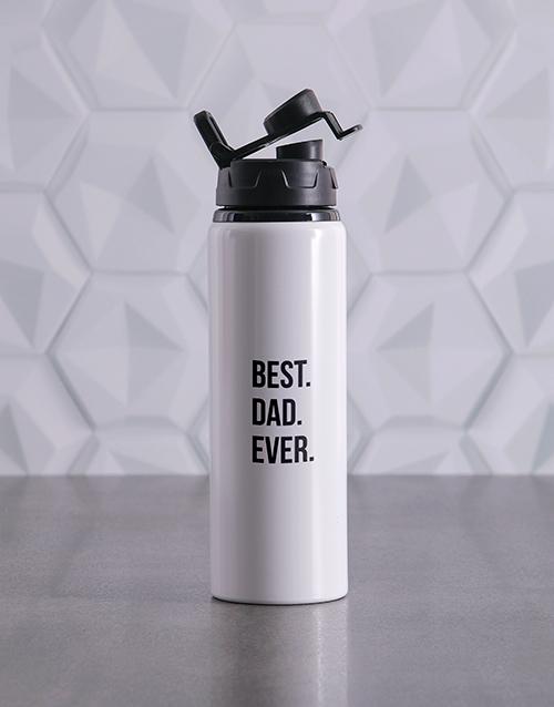 activewear: Personalised Best Ever Waterbottle!