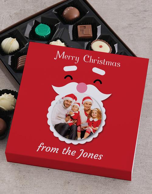 christmas: Personalised Santa Family Tray!