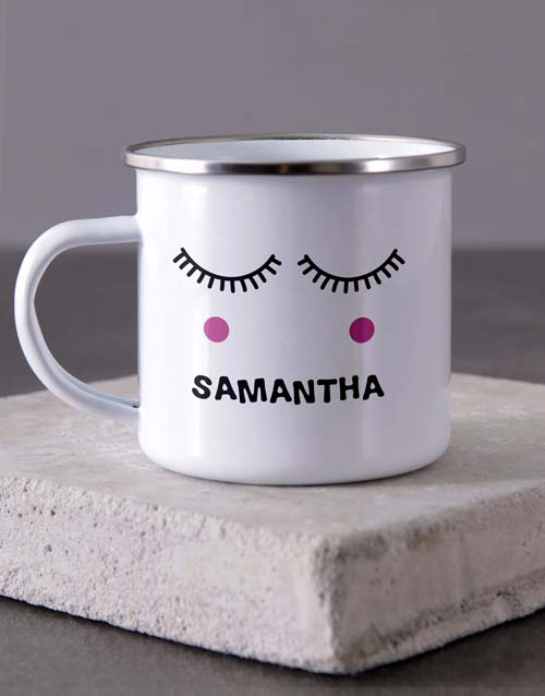 homeware: Personalised Name Camper Mug!