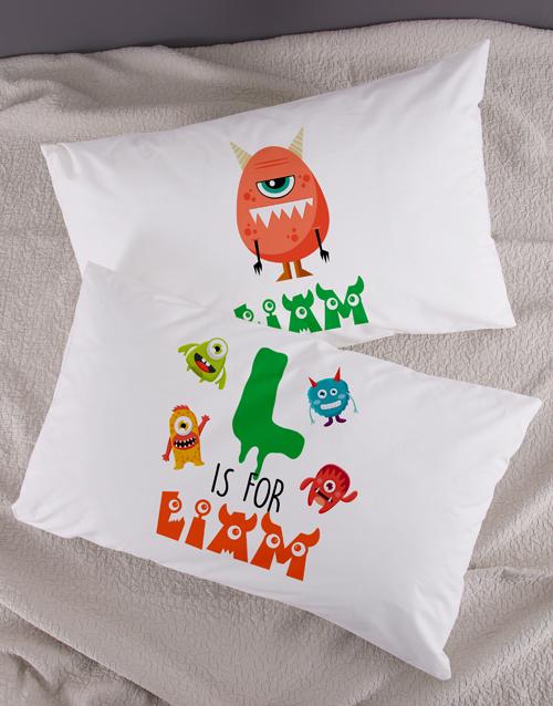 personalised: Personalised Bright Star Emoji Pillow Case Set!