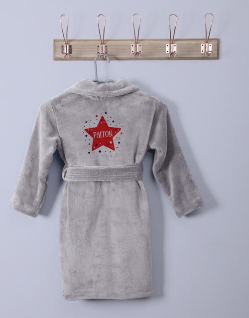 personalised: Personalised Twinkles Fleece Gown!