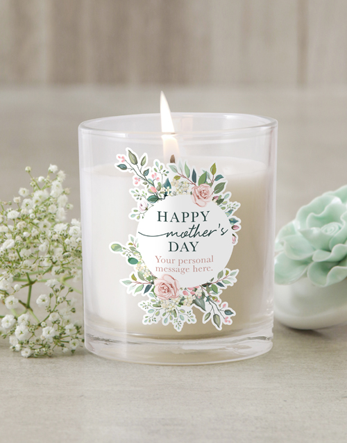 bath-and-body: Personalised Mothers Day Candle!